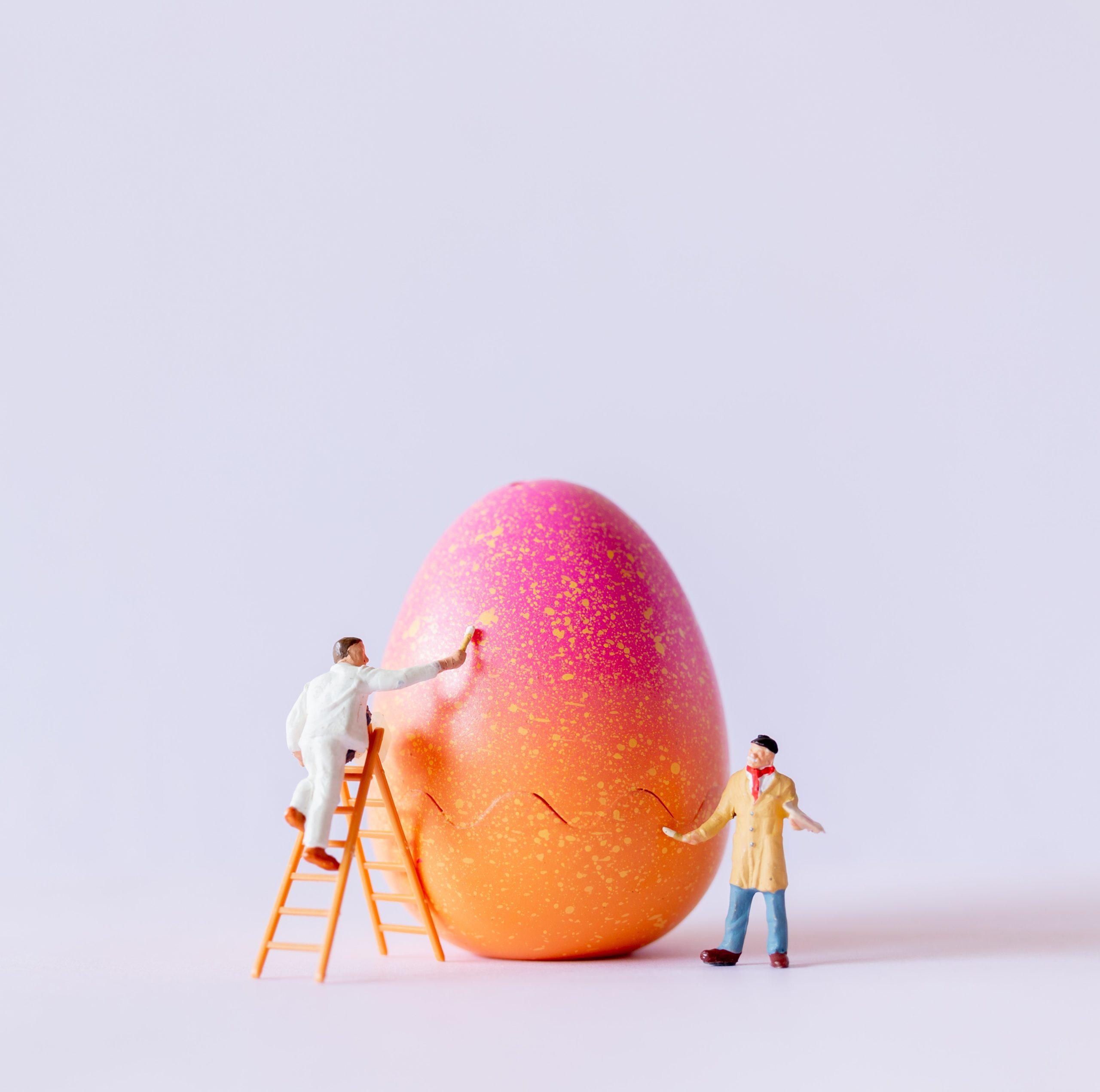 El huevo viral y el surrealismo humano